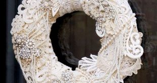 15 Fascinating Crafts With Lace Doilies You Should Make Immediately!