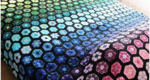 African Flower Blanket – Craft Ideas
