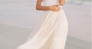 Magbridal Alluring Tulle & Chiffon Off-the-shoulder Neckline A-line Wedding Dress With Lace Appliques