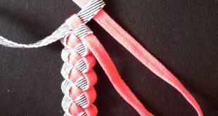 Shoelace Bracelet