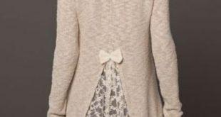 Sehe dir das Foto von Steffie mit dem Titel So kann man zu kleine Pullover un T-...