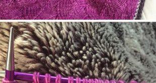 Brickstreet Blanket - Knitting Pattern