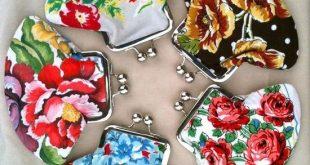 Crafts With Vintage Hankies   Spring 2012 Art Star Craft Bazaar / clutches made ...