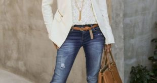 43 Casual Chic Spring Women Outfits You Should Try