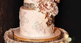 44+ best Ideas for vintage wedding cake ideas pearl