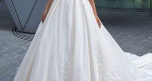 Ballkleid aus Schulter Brautkleid  #ballkleid #brautkleid #schulter