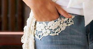 Die Jeans wird mit einer Kreativitätsbewertung versehen   #einer #jeans #kreati...