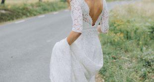 Spitze Hochzeitskleid By By Malina Bridal | Rural Hochzeit | Brautkleid ...   - ...