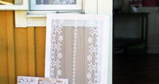 20 Elegant And Easy DIY Curtain Ideas To Dress Up Your Windows