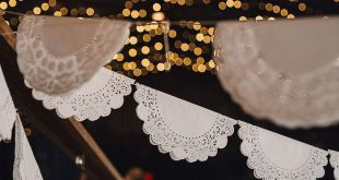 35 Beautiful Wedding Bunting Ideas for your Big Day