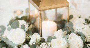 50+ Greenery Wedding Garland Deko-Ideen