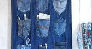 Alte Jeans, neue Ideen
