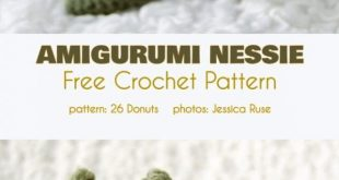 Amigurumi Monsters Free Crochet Patterns