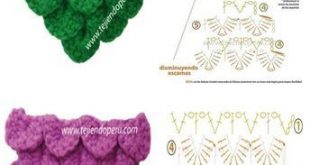 CROCHET PATTERN | Newborn Mermaid Photo Prop Pattern, Mermaid Crochet Pattern, D...