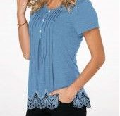 Cheap womens trendy tops Tops online for sale