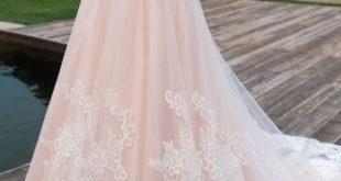 Lace Brautkleid Tüll Brautkleid, Brautkleid mit langen Ärmeln off Schulter Brautkleid