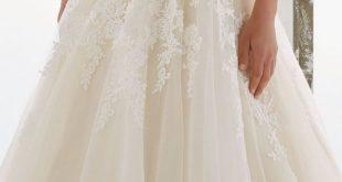 Mori Lee von Madeline Gardner Hochzeitskleid-Sammlung Blu Spring 2017