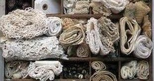 Nice Collection of Old Lace.
