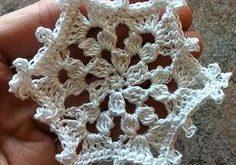 Schneeflocken - gehäkelt oder gebügelt •