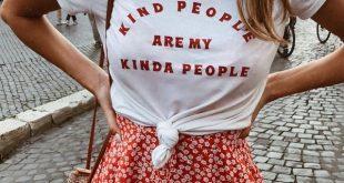 The Kind People Tee