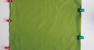 Turnbeutel nähen - eine einfache und anpassungsfähige Nähanleitung