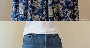 Überarbeitung von Jeans - Svetlana