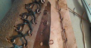 Vambrace aus Leder - keine Ösen von ~ TegwynDeForest auf deviantART -sie ...,  ...