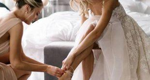 Vintage Lace Brautkleider Durchsichtig Illusion Hals Brautkleider AWD1342 - #awd...
