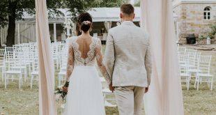Wedding Traubogen Blumenbogen Hochzeit Freie Trauung #wedding #Blumenbogen #frei...