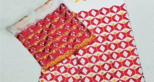 White Red Gold Lace Fabrics For African Parties, Swiss Voile Lace In Switzerland...